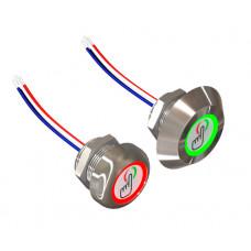 Сенсорная кнопка KD-22ESH-1PA-WB-12-M