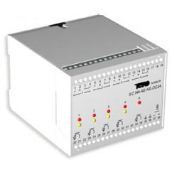 Блок сопряжения NAMUR BC N4-4R-AR-AC220