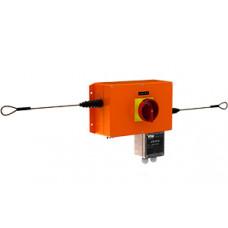 Аварийный тросовый выключатель двухсторонний АТВ-0102